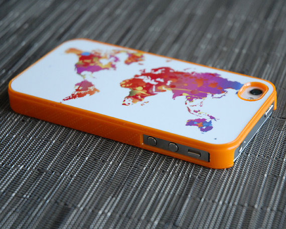 Oh What a Colorful Wold....and iPhone Case!